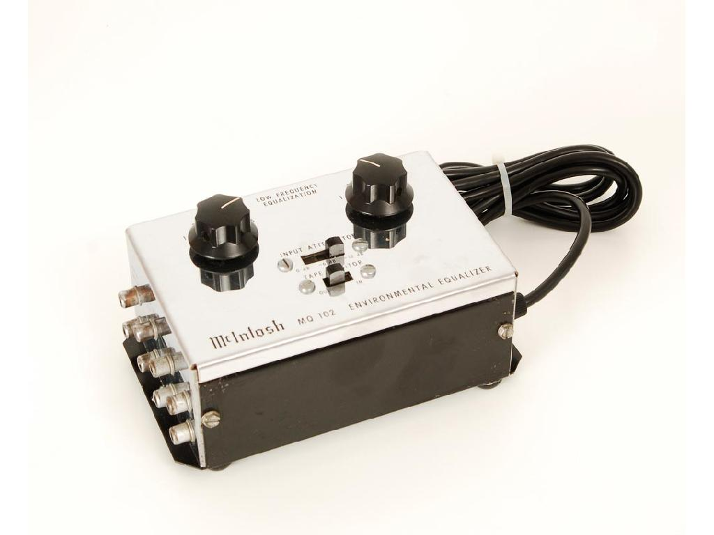 McIntosh MQ-102 Equalizer