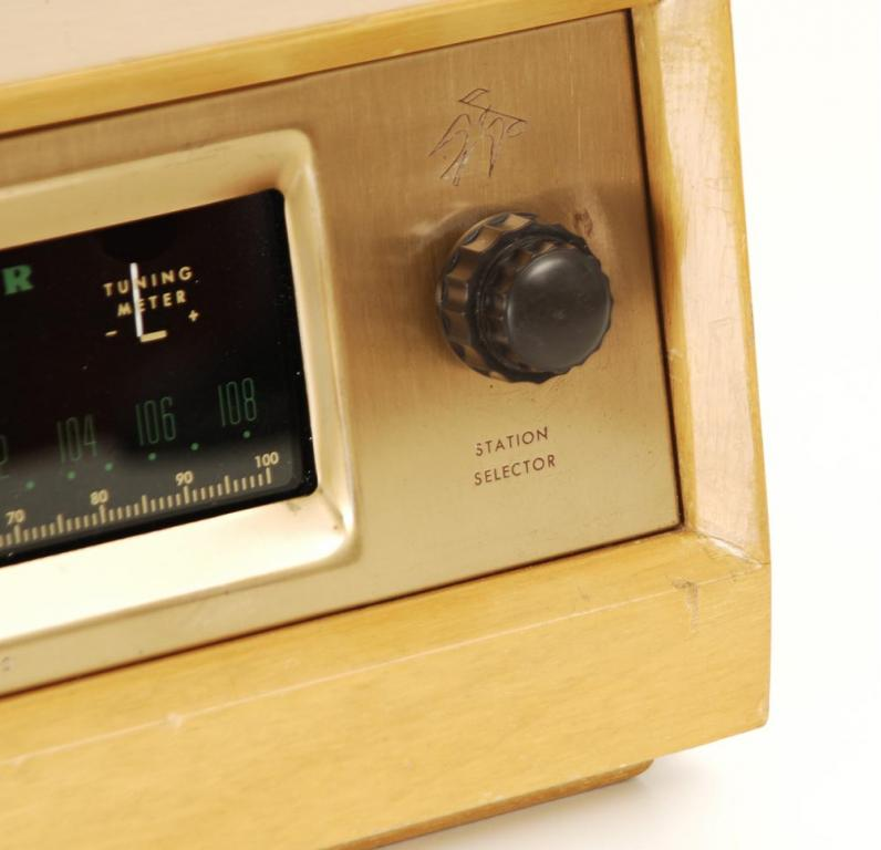 The Fisher FM-80