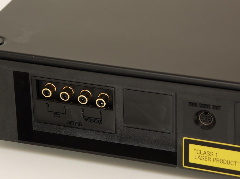 Denon DCD-1500 II