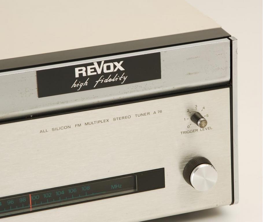 Revox A 76 weiß