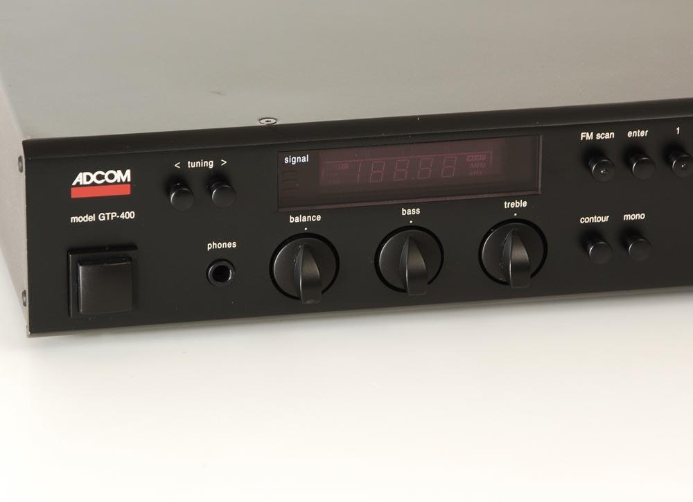 Adcom GTP-400 Preceiver
