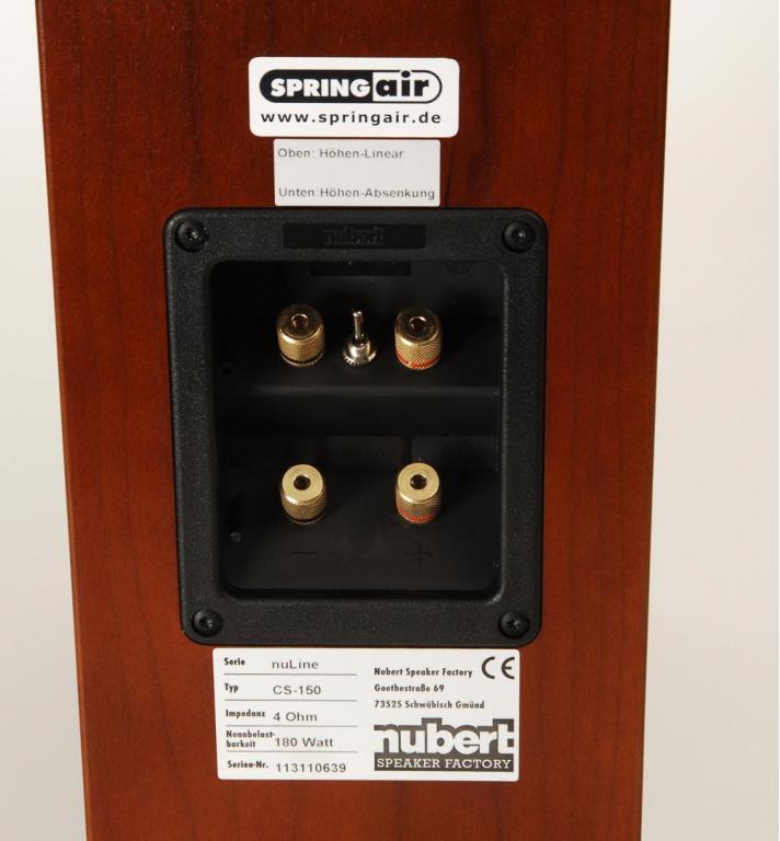 Nubert Nuline CS-150 Center
