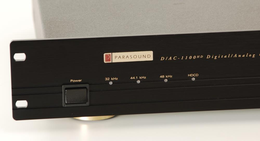Parasound DAC-1100 HD