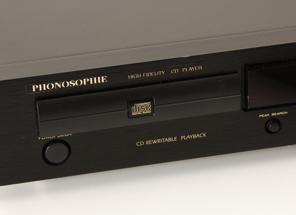 Phonosophie CD-Player II