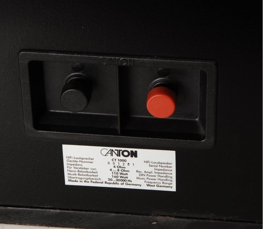 Canton CT-1000