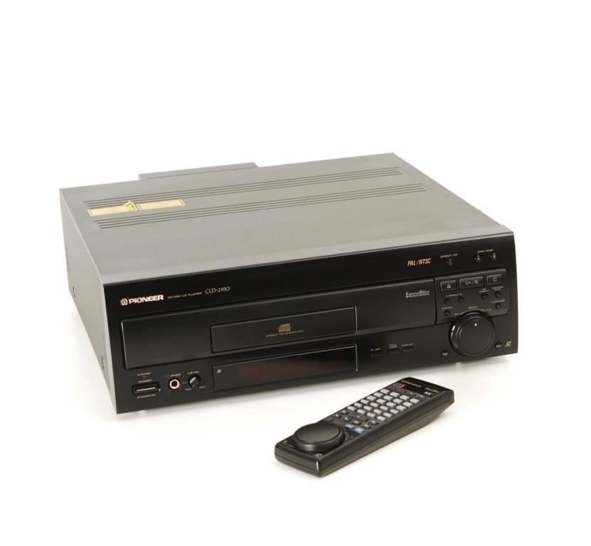 Pioneer CLD-2950 LD-Player Laserdiscplayer