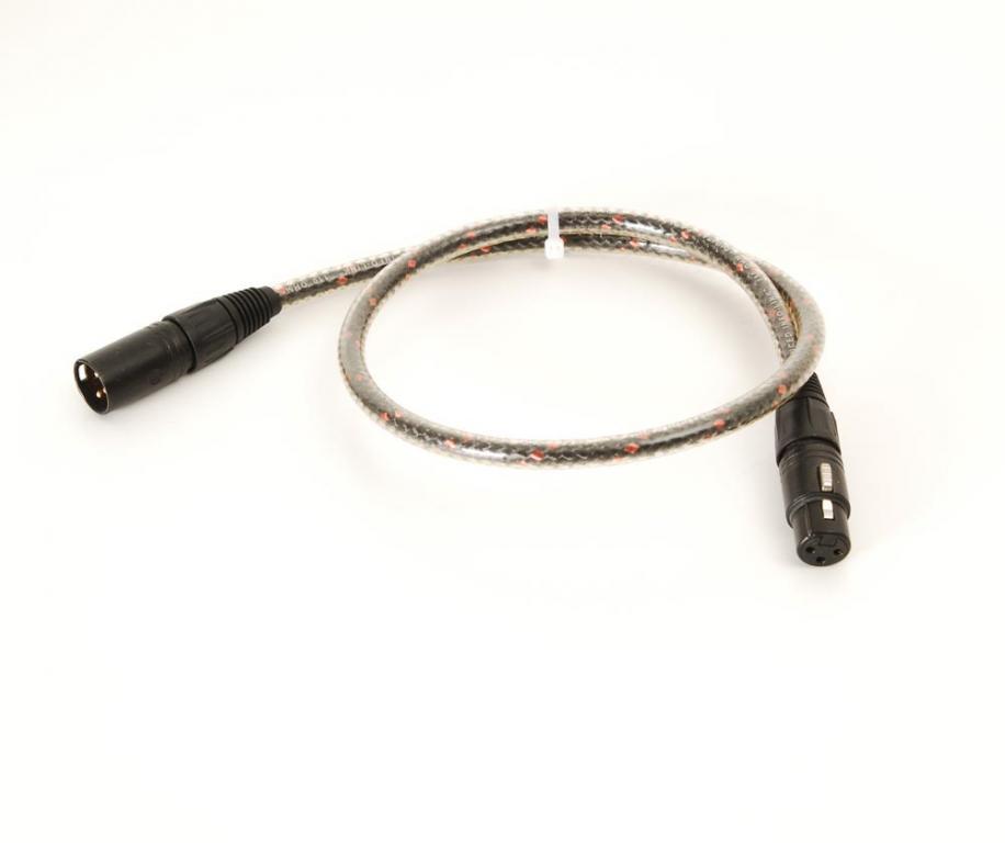 Straight Wire Balanced Info-Link XLR 0,80 m