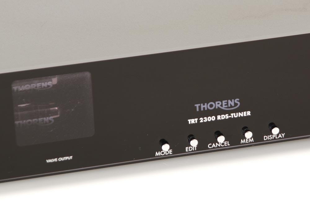 Thorens TRT-2300 RDS chrom