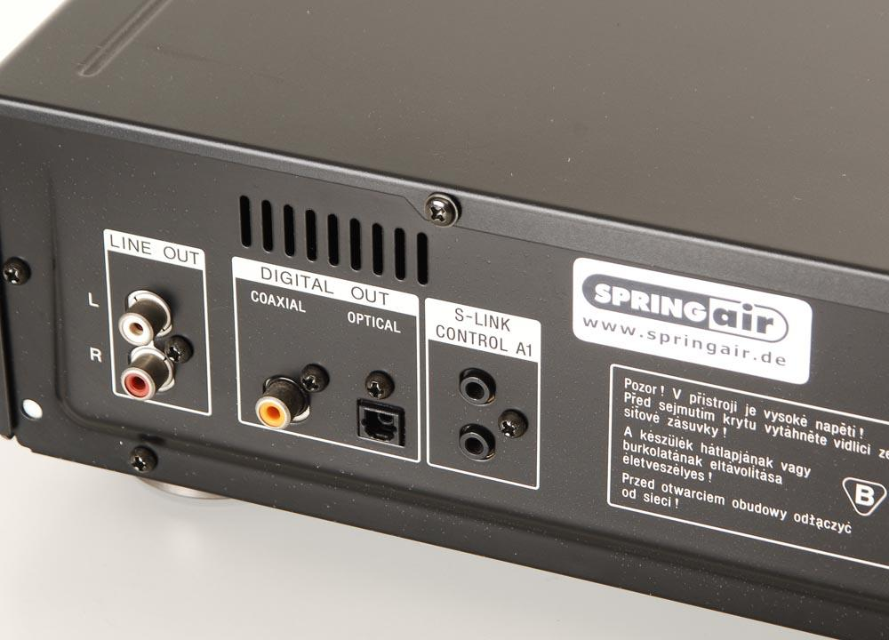 Sony CDP-XB 720 QS