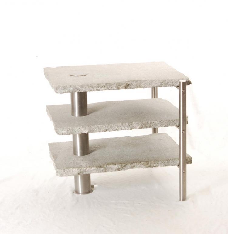 --- Various / Other --- High End Rack Edelstahl Stein Granit kompakt