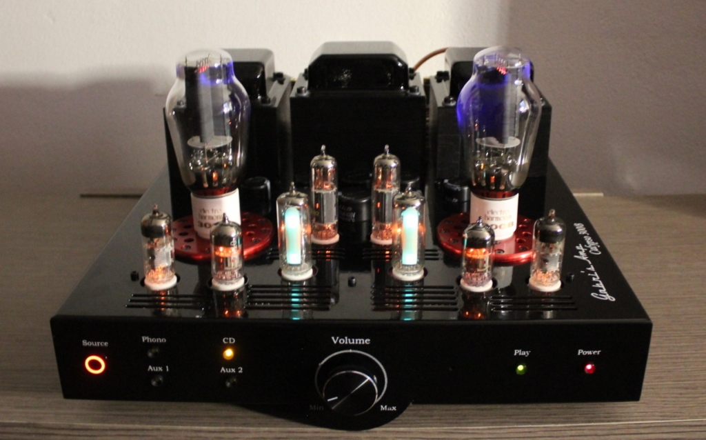 Gabri's Amp Calypso 300b