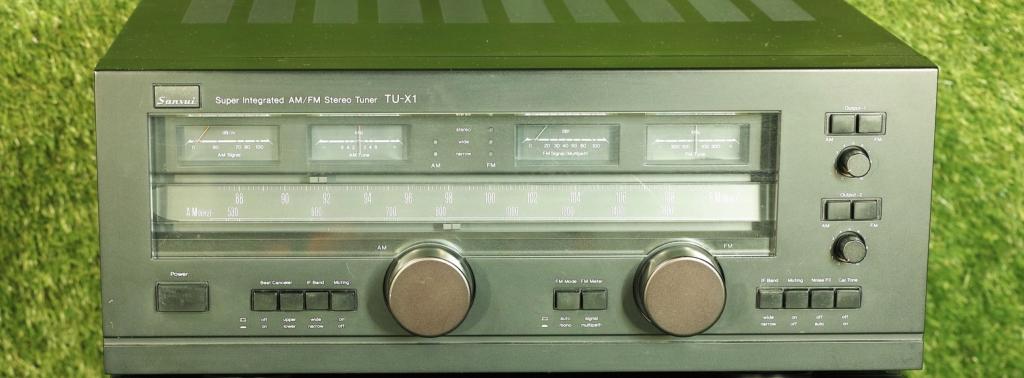 TU-X1 Vintage Tuner