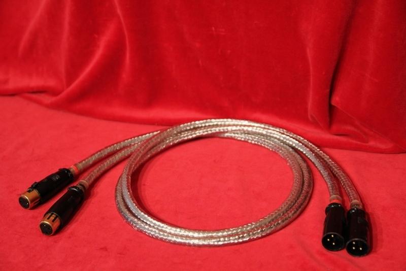 Silver Eclipse Serie 5² in 1,0 m XLR