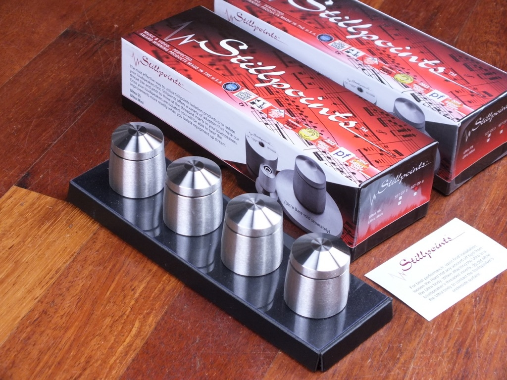 Ultra SS tuning feet set of 4 BRAND NEW (2 sets available)