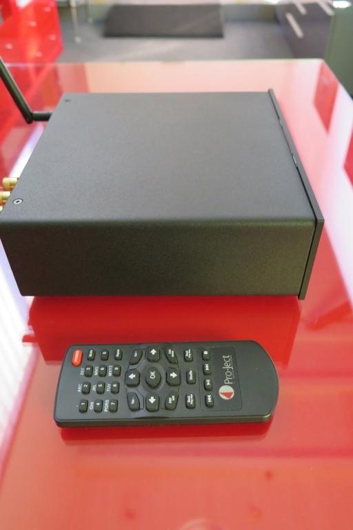 DSA (Stream Box)