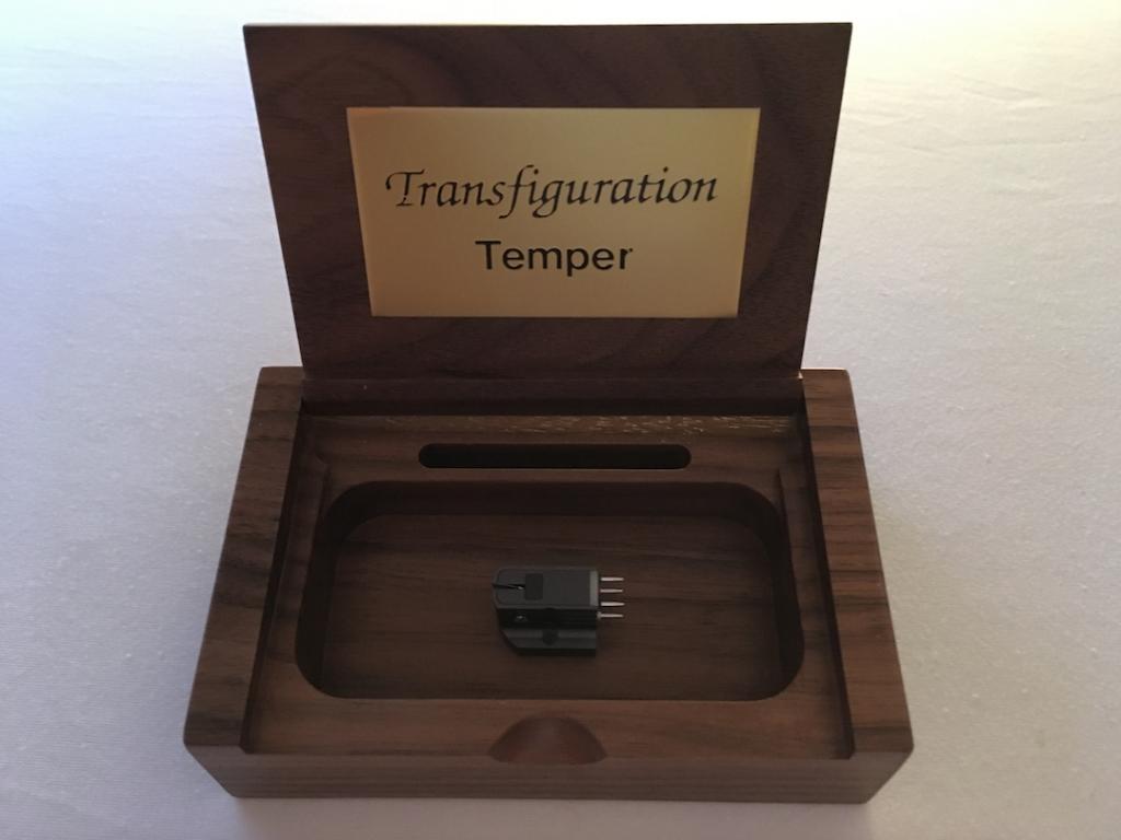 TRANSFIGURATION TEMPER V TOP OF THE LINE
