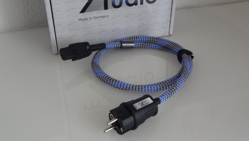 Makroaudio MC-250 MKII Lite Highend Netzkabel