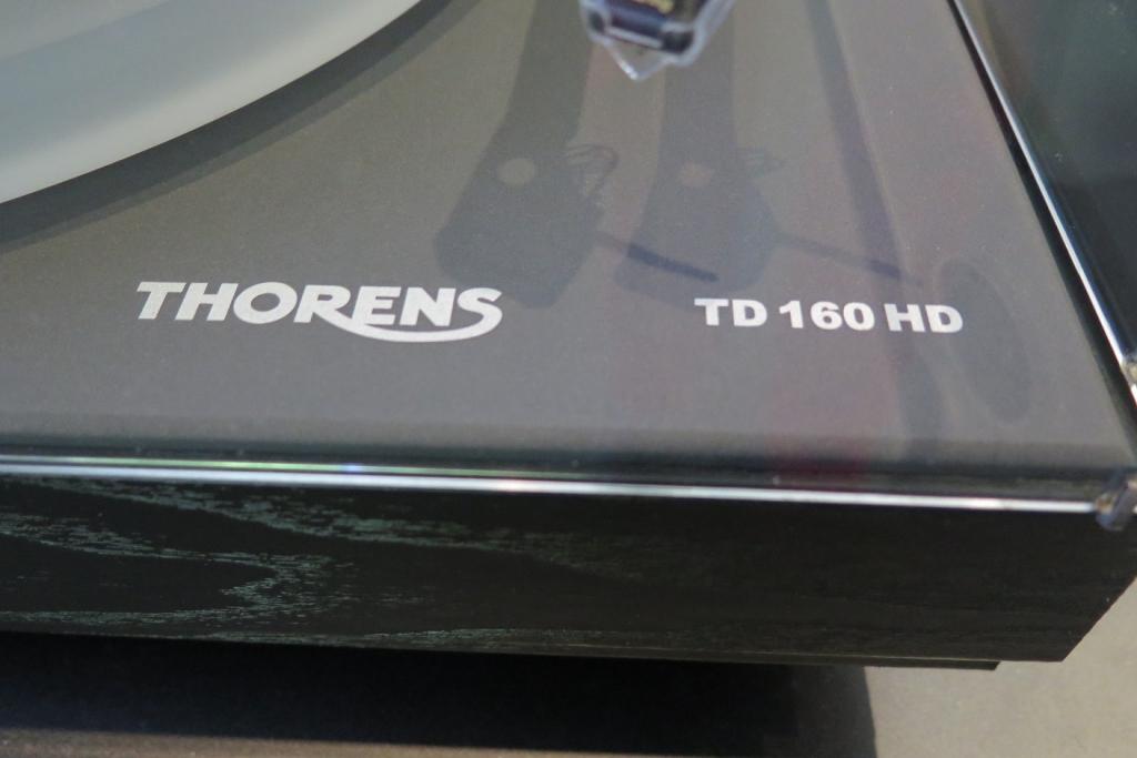 160HD + Goldring G1042