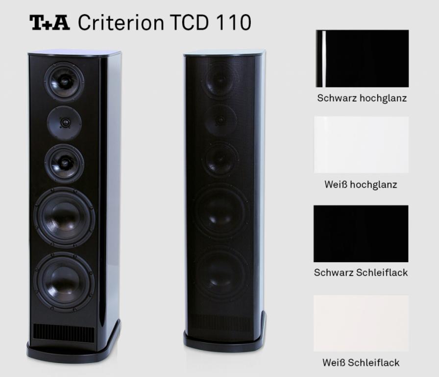 Criterion TCD 110 S