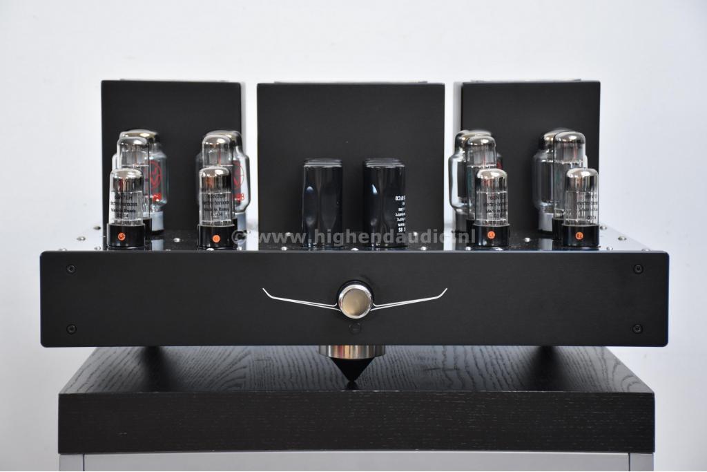 Capitole -class A tube amplifier-