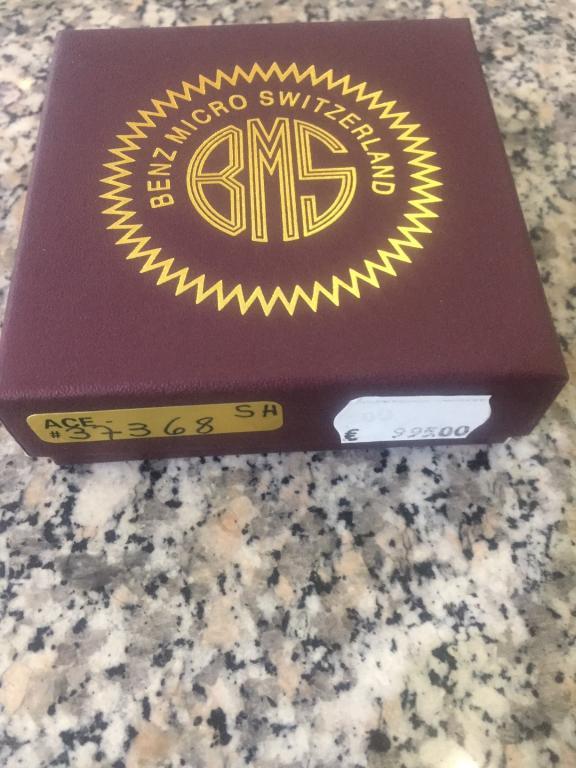 Tonabnehmer ACE SH neu und original verpackt