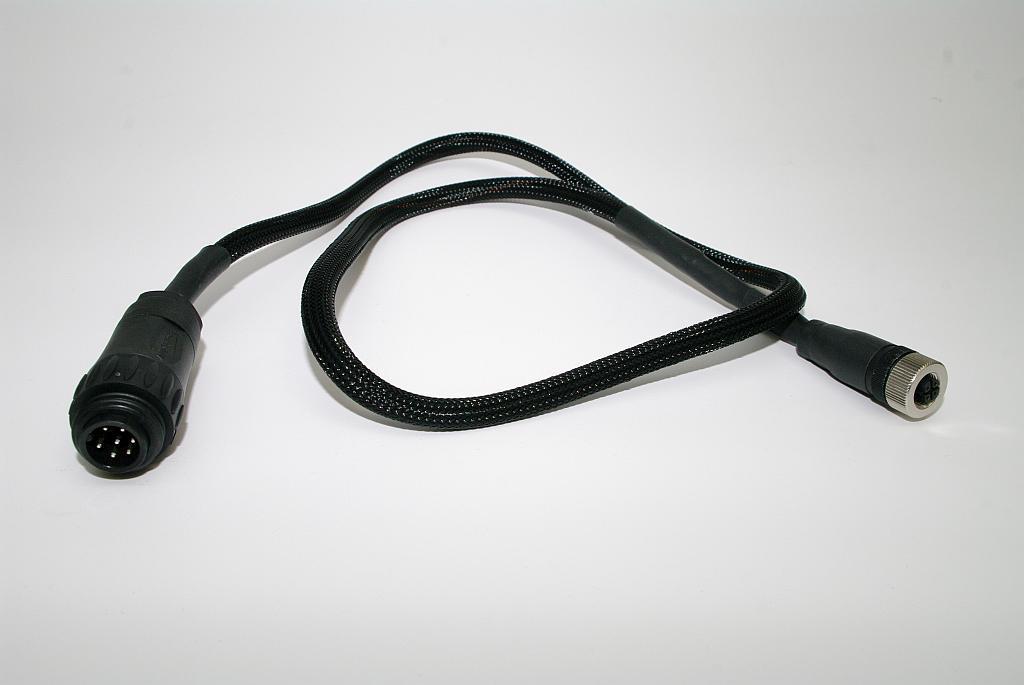 EPS/EPX-Kabel, Kupfer- oder Silberleiter, bis 5m