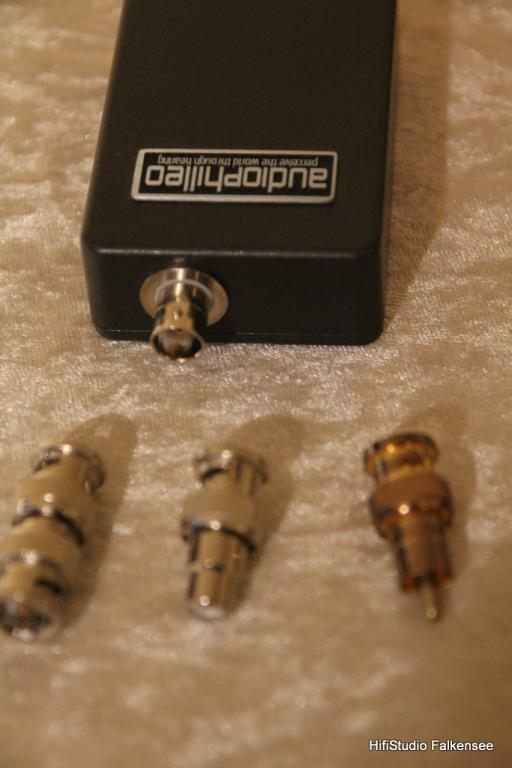 Audiophilleo 2 USB zu S/PIF Konverter