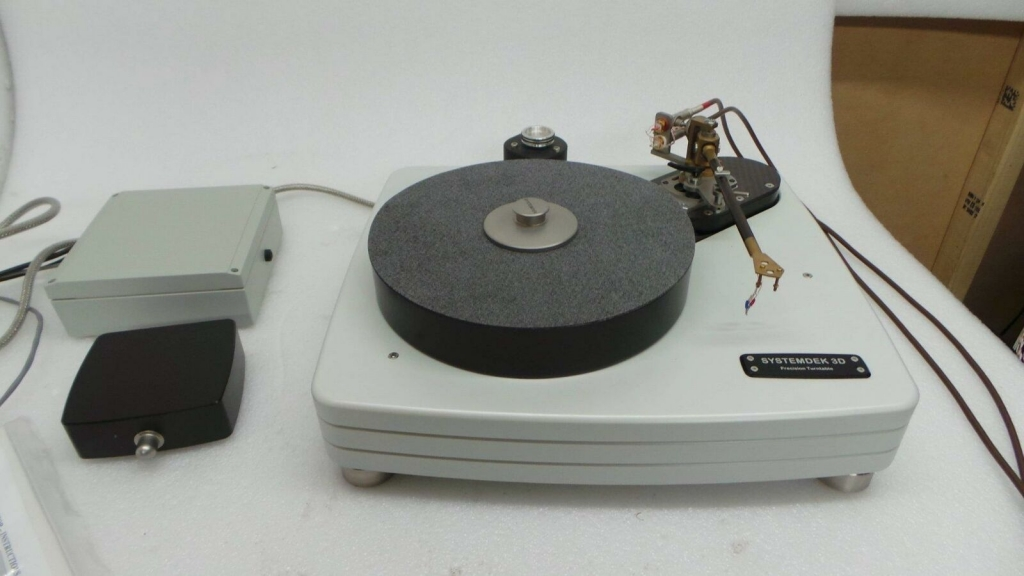 3D Precision Turntable