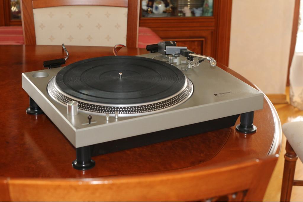 Technics Plattenspieler SL 1200 MK1 - Erste Serie / selten
