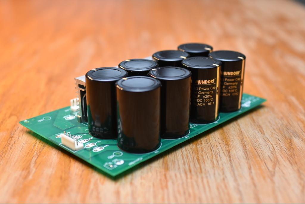 SA-6502 Stereo Endverstärker 2x 650w / 8 Ohm high-end