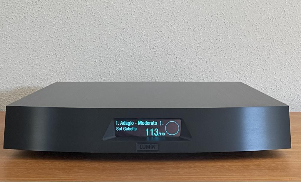 Lumin X1 Streamer
