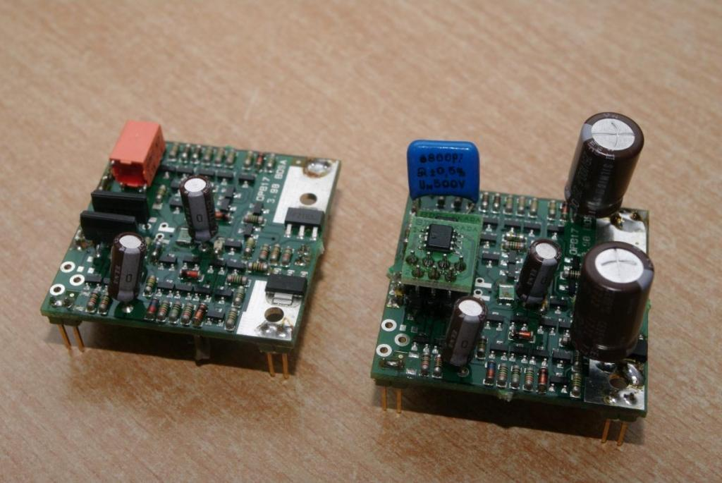 ART G2 mit G3 Upgrade und BDE Ausgangsstufen
