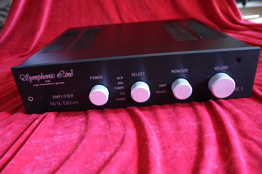 RG 14 Edition 5 mit Phono MC