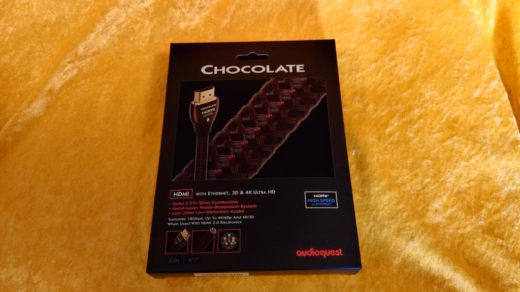 Chocolate 2m