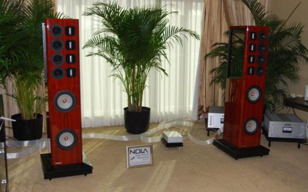 NOLA BABY GRAND REFERENCE GOLD, Ultra High-End Reference Loudspeaker System
