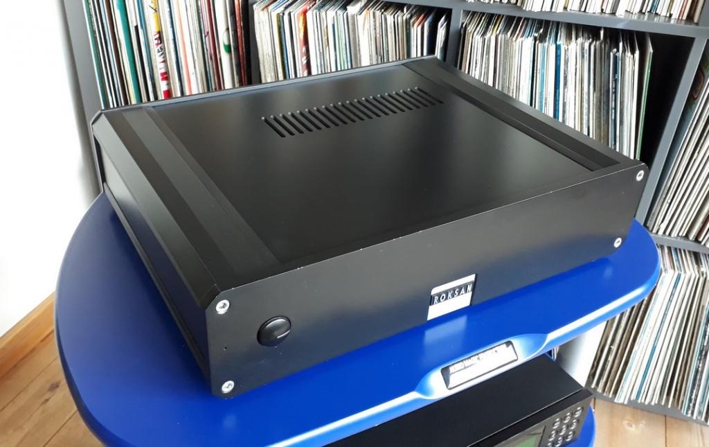 ROKSAN ROK-S1 Stereo Power Amplifier / Endverstärker