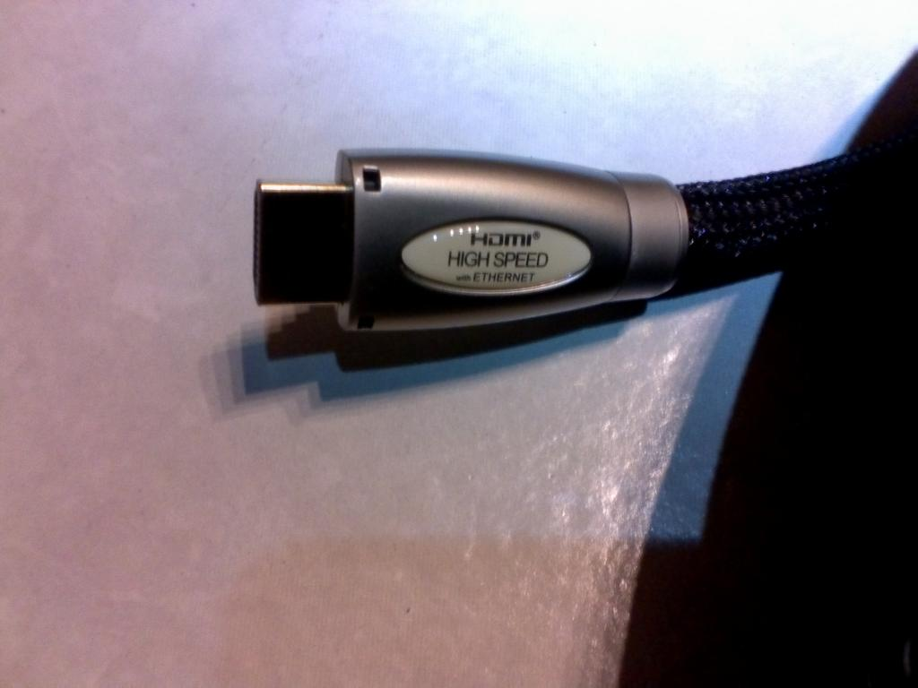 Referenz high speed HDMI-Kabel mit Ethernet 15 Meter