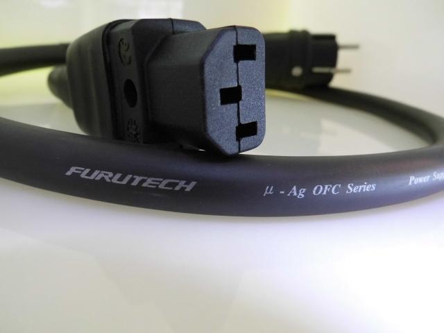 Netzkabel FURUTECH silver * Sonderangebot