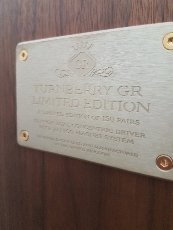 Turnberry GR  Limited Edition