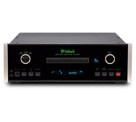 McIntosh MCD550 AC SACD/CD Player