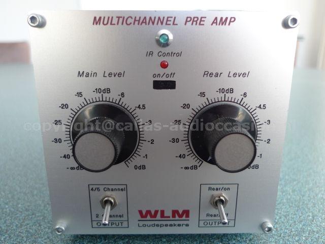 Multichannel Preamp