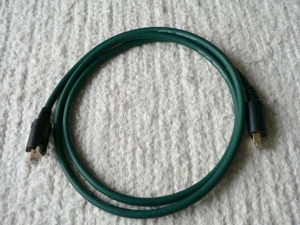 Accuphase ASLC-10 XLR u. HS-Link AHDL-15