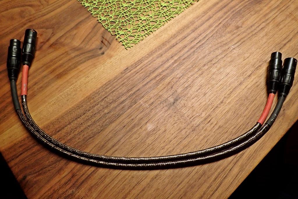 TYR  XLR-Kabel, Länge 60cm
