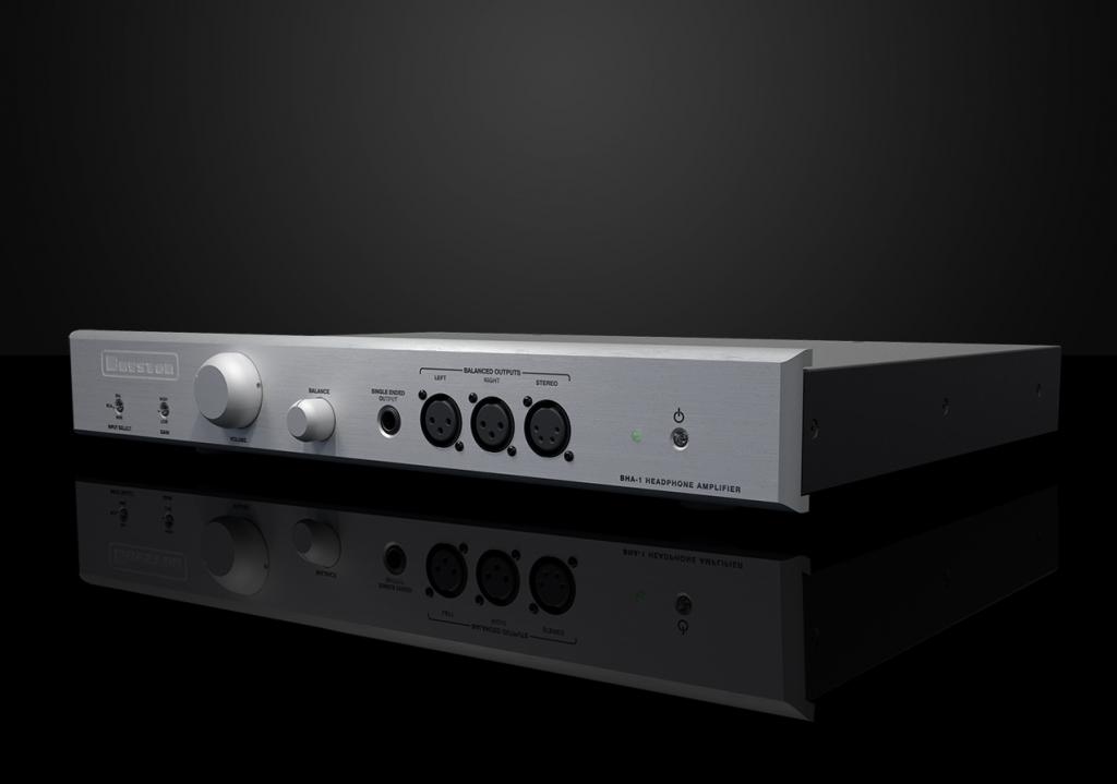 BHA-1 Balanced Headphone Amplifier