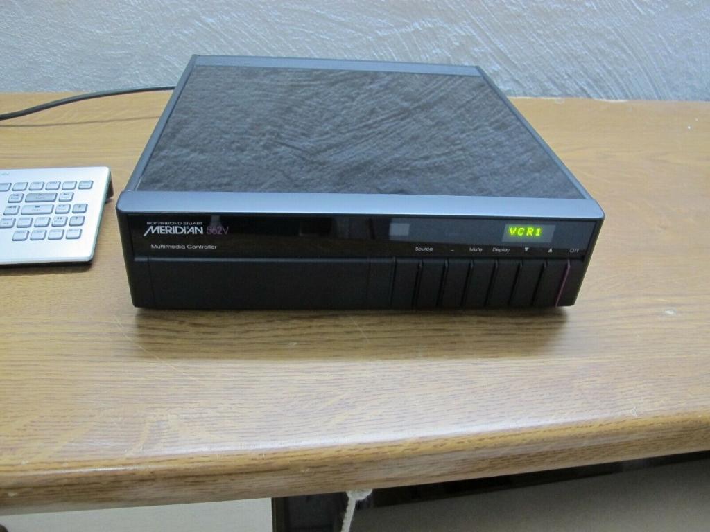 Meridian 562V 562 V Multimedia Controller Vorstufe