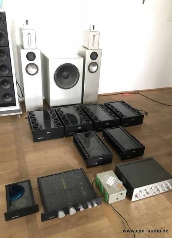 Lautsprecher System Aktiv