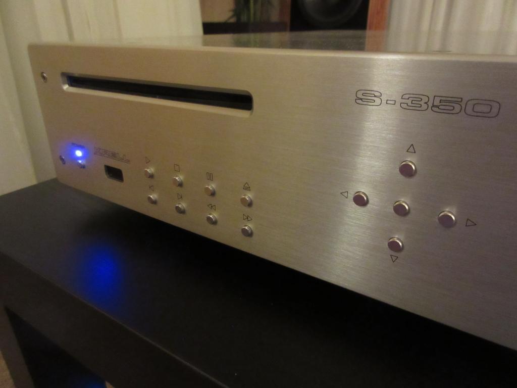 S 350a CD