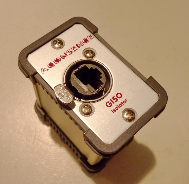 Acousence Giso-Isolator