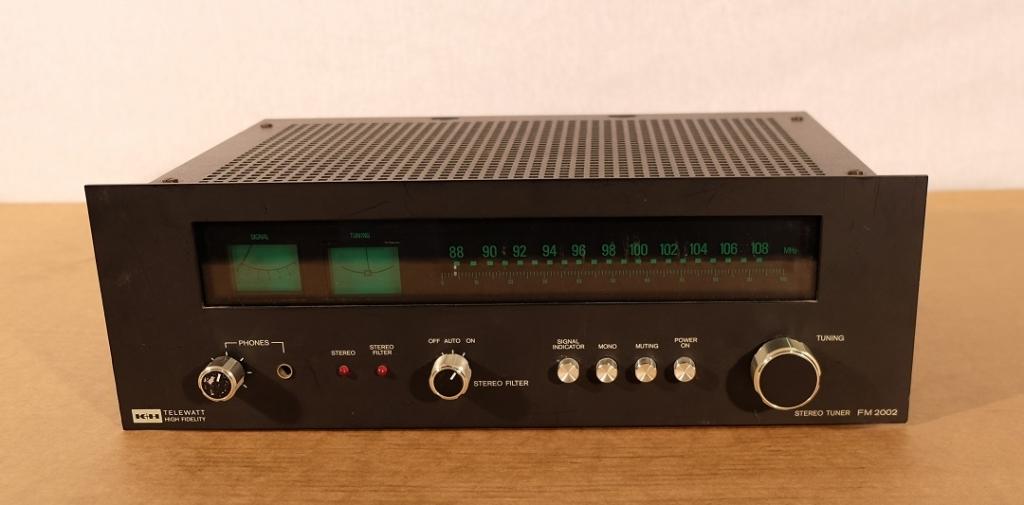 K+H FM  2002 - Schwarz