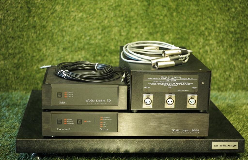 2000 DAC + Digilink 40 +Power Supply/ PSM 201B